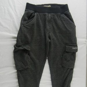Lucky Brand  Youth Medium Cargo Sweatpants